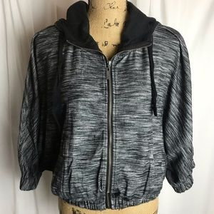 Roxy Cropped Hoodie